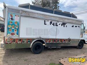 1985 Step Van Food Truck All-purpose Food Truck Concession Window California Gas Engine for Sale