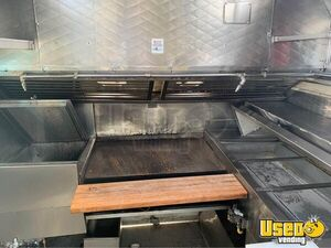 1985 Step Van Food Truck All-purpose Food Truck Steam Table California Gas Engine for Sale