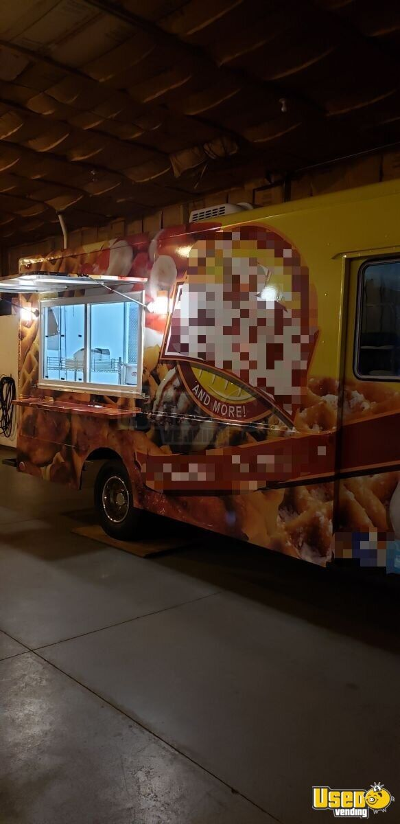 1985 Step Van Kitchen Food Truck All-purpose Food Truck Concession Window Ohio Gas Engine for Sale - 3