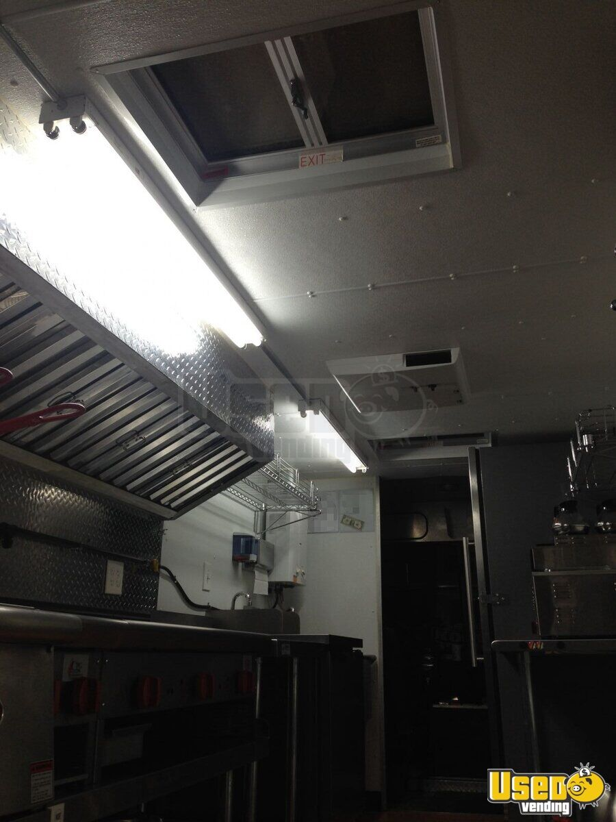 1985 Step Van Kitchen Food Truck All-purpose Food Truck Stovetop Ohio Gas Engine for Sale - 9