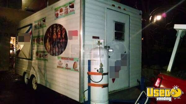 1986 All-purpose Food Trailer Propane Tank New Jersey for Sale - 5