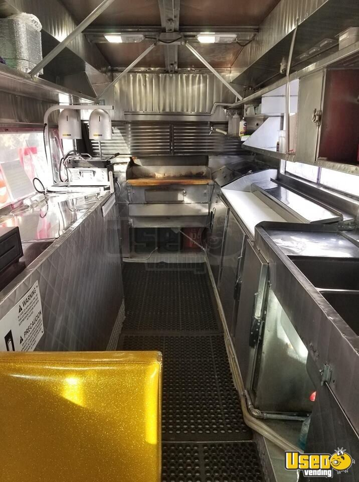 1986 Chevrolet P30 All-purpose Food Truck Stainless Steel Wall Covers Nevada for Sale - 4