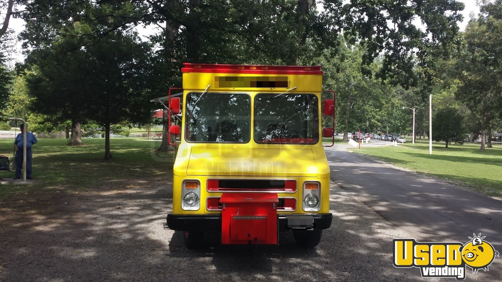 1986 Chevy P30 All-purpose Food Truck Insulated Walls Illinois Gas Engine for Sale - 4