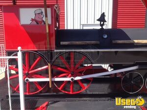 1986 Custom Built Open Bbq Smoker Trailer 3 California for Sale