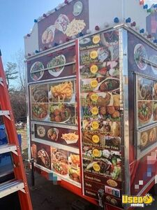 1986 Food Concession Trailer Kitchen Food Trailer Cabinets Connecticut for Sale