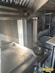 1986 Food Concession Trailer Kitchen Food Trailer Diamond Plated Aluminum Flooring Connecticut for Sale