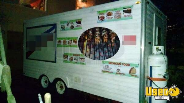1986 Food Concession Trailer Kitchen Food Trailer New Jersey for Sale