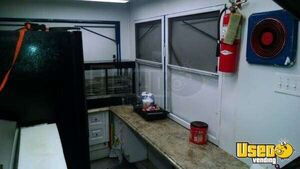 1986 Food Concession Trailer Kitchen Food Trailer Prep Station Cooler New Jersey for Sale