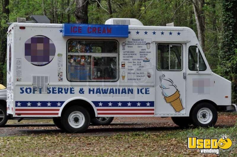 4fb4e82ff4 For Sale Used Ford Ice Cream Truck in South Carolina