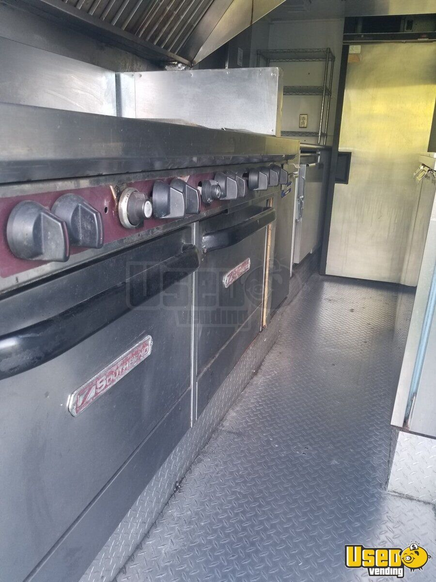 1986 Ford Kurbmaster All-purpose Food Truck Awning Louisiana for Sale - 4