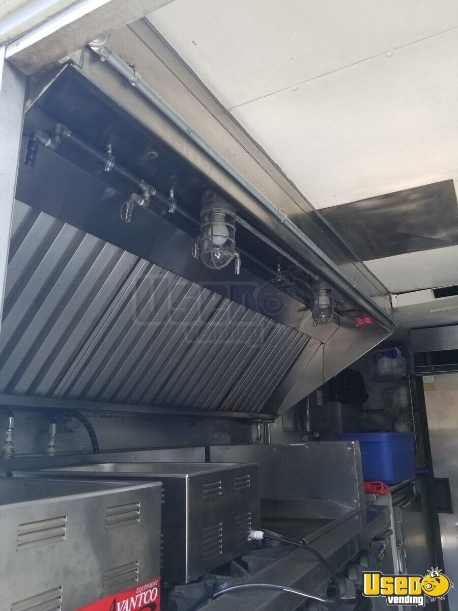 1986 Ford Kurbmaster All-purpose Food Truck Refrigerator Louisiana for Sale - 7