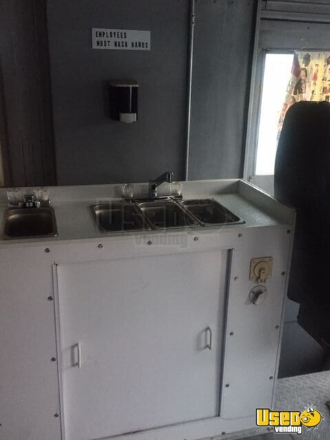 1986 Gmc All-purpose Food Truck Flatgrill Pennsylvania Diesel Engine for Sale - 6