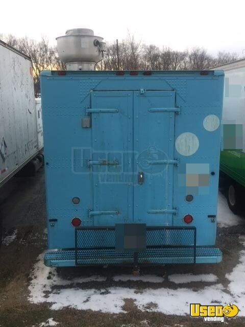 1986 Gmc All-purpose Food Truck Generator Pennsylvania Diesel Engine for Sale - 4