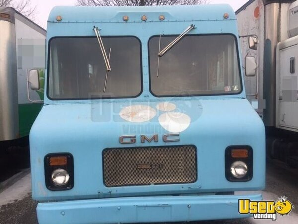 1986 Gmc All-purpose Food Truck Pennsylvania Diesel Engine for Sale