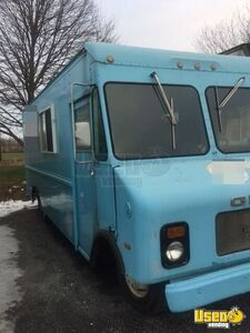 1986 Gmc All-purpose Food Truck Removable Trailer Hitch Pennsylvania Diesel Engine for Sale