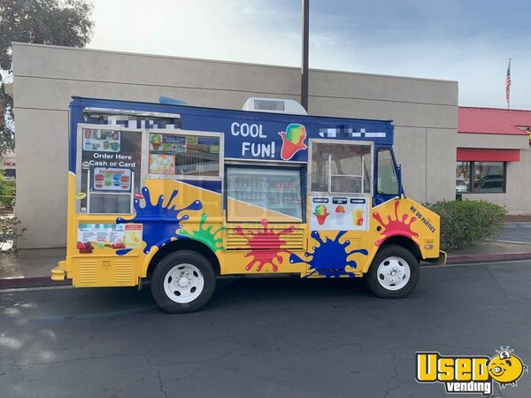 1986 Gmc P30 All-purpose Food Truck California Gas Engine for Sale