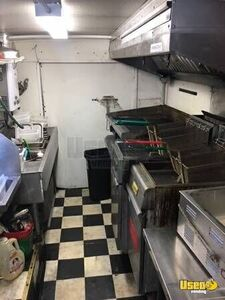 1986 P30 Step Van Kitchen Food Truck All-purpose Food Truck Deep Freezer Florida Diesel Engine for Sale