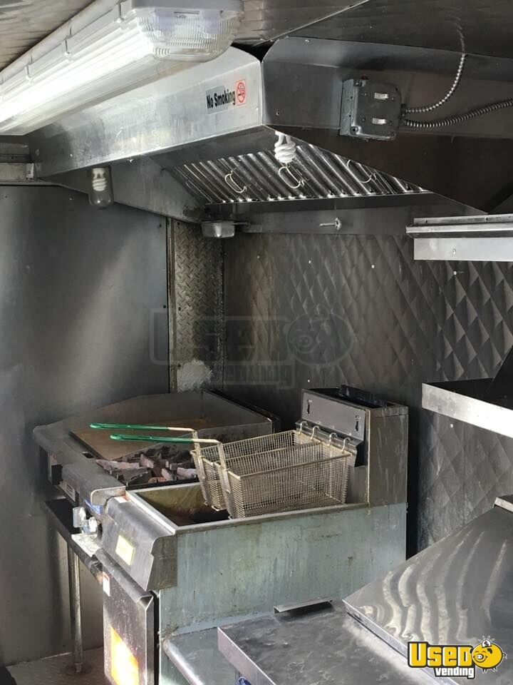 Ready To Work Chevrolet P30 Step Van Food Truck