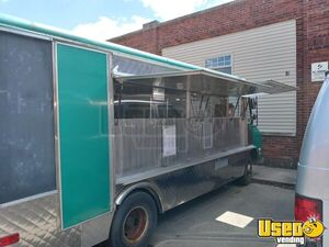 1986 Step Van Kitchen Food Truck All-purpose Food Truck Air Conditioning Illinois Gas Engine for Sale