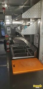 1986 Step Van Kitchen Food Truck All-purpose Food Truck Fryer Florida Gas Engine for Sale