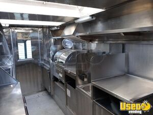 1986 Step Van Kitchen Food Truck All-purpose Food Truck Generator Illinois Gas Engine for Sale