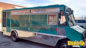 1986 Step Van Kitchen Food Truck All-purpose Food Truck Illinois Gas Engine for Sale