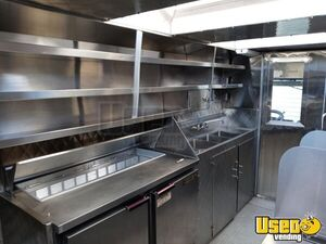 1986 Step Van Kitchen Food Truck All-purpose Food Truck Prep Station Cooler Illinois Gas Engine for Sale