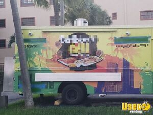 1986 Step Van Kitchen Food Truck All-purpose Food Truck Propane Tank Florida Gas Engine for Sale