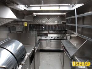 1986 Step Van Kitchen Food Truck All-purpose Food Truck Propane Tank Illinois Gas Engine for Sale