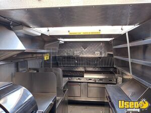 1986 Step Van Kitchen Food Truck All-purpose Food Truck Removable Trailer Hitch Illinois Gas Engine for Sale