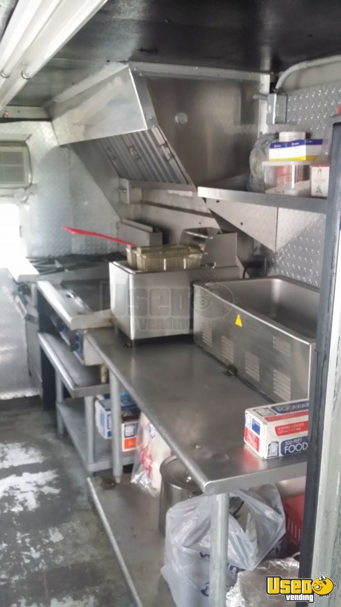1986 Tontruck All-purpose Food Truck Air Conditioning Illinois Gas Engine for Sale - 2
