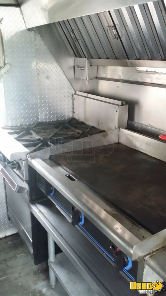 1986 Tontruck All-purpose Food Truck Concession Window Illinois Gas Engine for Sale - 3