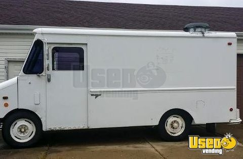 1986 Tontruck All-purpose Food Truck Illinois Gas Engine for Sale