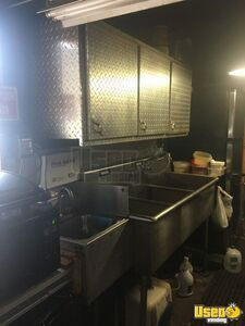 1987 Barbecue Food Truck Barbecue Food Truck Premium Brakes Texas Diesel Engine for Sale