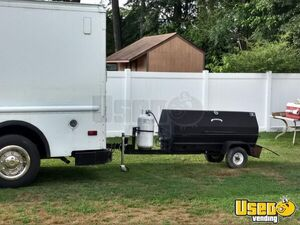1987 Chev P-30 Food Truck Removable Trailer Hitch Virginia Diesel Engine for Sale