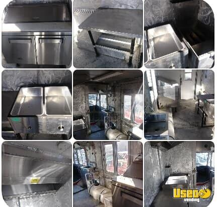 1987 Chevrolet Food Truck Exterior Customer Counter Colorado Diesel Engine for Sale - 6