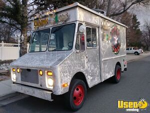 1987 Chevrolet Food Truck Removable Trailer Hitch Colorado Diesel Engine for Sale