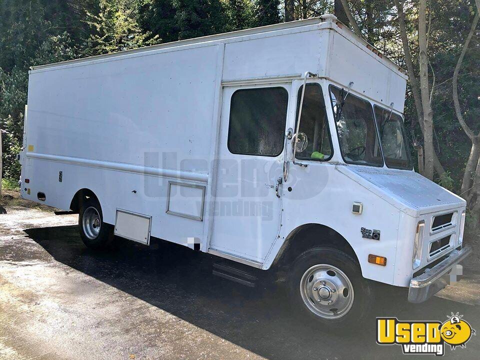 Step Vans For Sale >> Chevy Step Van Truck Used Step Van For Conversion For Sale In
