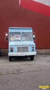 1987 Chevy Food Truck Concession Window Pennsylvania Gas Engine for Sale