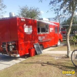 Chevy Food Truck / Mobile Kitchen for Sale in Florida!!!