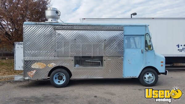 1987 Chevy Food Truck Pennsylvania Gas Engine for Sale