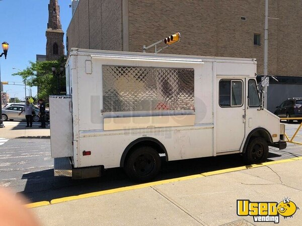 1987 Chevy Grumman All-purpose Food Truck New Jersey Diesel Engine for Sale