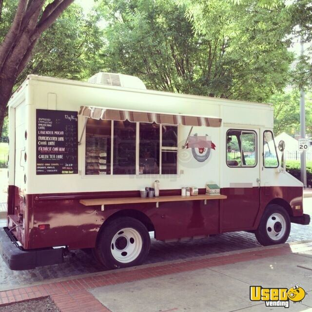 Used Chevy Grumman Coffee Truck In Maryland For Sale