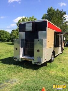 1987 Chevy P30 1 Ton Step Van Food Truck Air Conditioning North Carolina Gas Engine for Sale