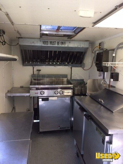 1987 Chevy P30 1 Ton Step Van Food Truck Awning North Carolina Gas Engine for Sale - 6