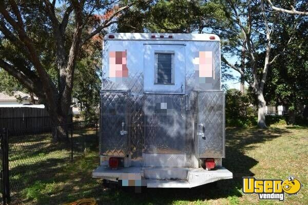 1987 Ford Econoline Food Truck Awning Florida Gas Engine for Sale - 6