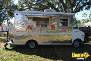 1987 Ford Econoline Food Truck Concession Window Florida Gas Engine for Sale