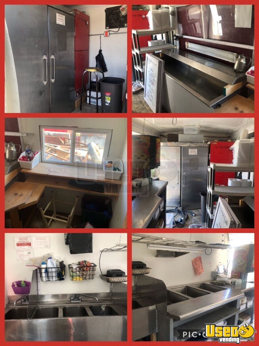 1987 Gmc All-purpose Food Truck Cabinets Iowa for Sale - 6