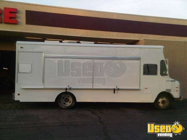 1987 Grumman Olson Kurbmaster Bakery Food Truck California for Sale