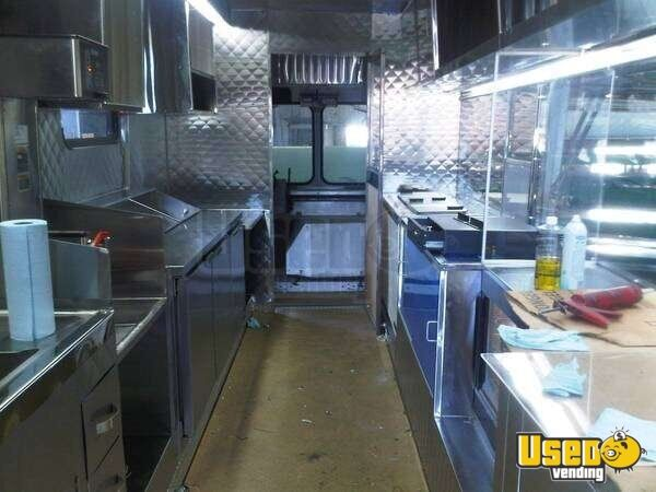 1987 Grumman Olson Kurbmaster Bakery Food Truck Food Warmer California for Sale - 7